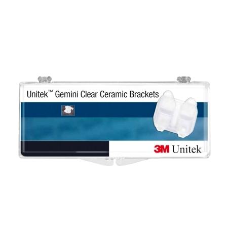 Bracketi ceramici Gemini Clear M