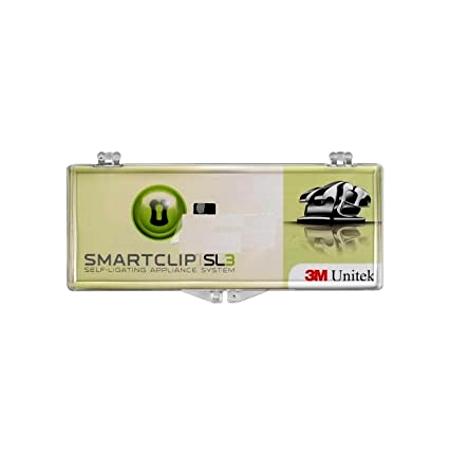 Bracketi metalici autoligaturanti Smartclip M