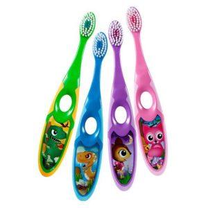 Periute de dinti pentru copii si adolescenti