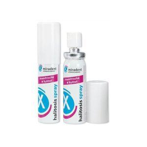 Spray antihalitoza