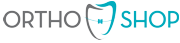 Ortho Shop logo footer