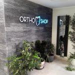 Ortho Shop Showroom lobby new