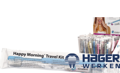 Happy morning Travel kit Miradent