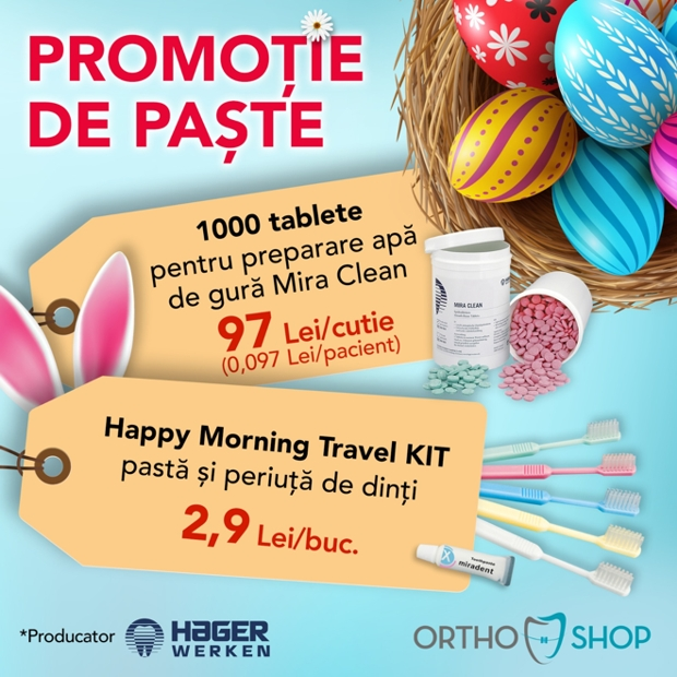 Ortho Shop Oferta Paste