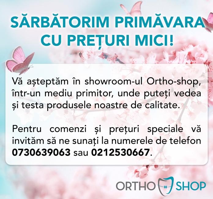 Ortho Shop Oferta Primavara